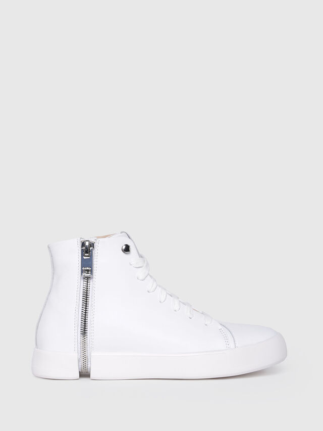 Diesel S-NENTISH MC W, White - Sneakers - Image 1