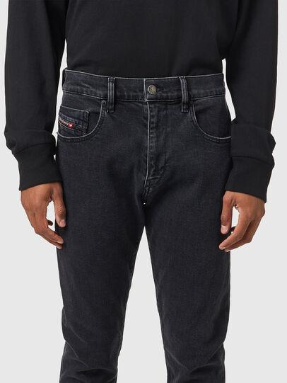 Diesel - D-Strukt 09A14, Black/Dark grey - Jeans - Image 3