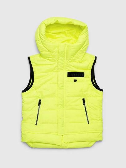 Diesel - JSUNREVSLESS, Yellow Fluo - Jackets - Image 1