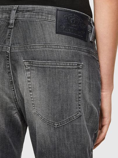 Diesel - Fayza JoggJeans® 009QT, Black/Dark grey - Jeans - Image 4