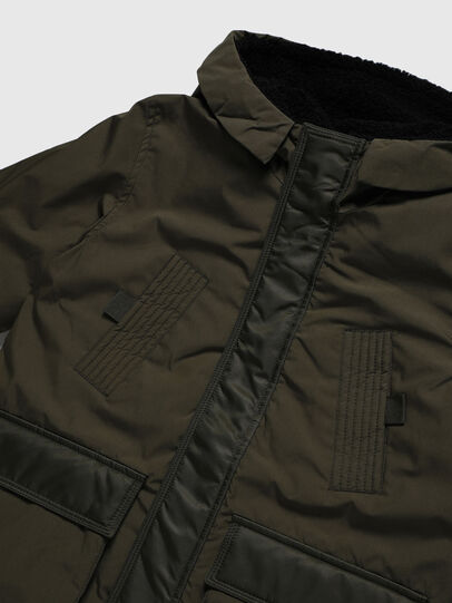 Diesel - JBULLISK, Military Green - Jackets - Image 3