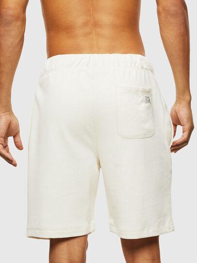 Diesel - UMLB-PAN, White/Blue - Pants - Image 2