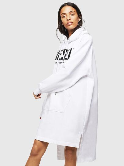 Diesel - D-ILSE-T, White - Dresses - Image 6