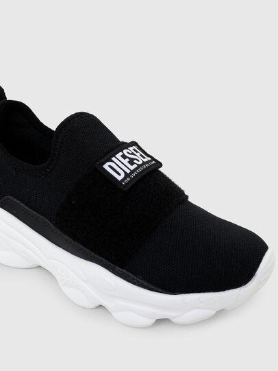 Diesel - S-SERENDIPITY SO LOW, Black - Footwear - Image 5