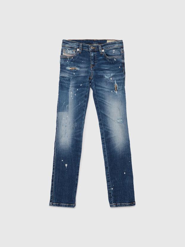 SKINZEE-LOW-J-N, Medium blue - Jeans