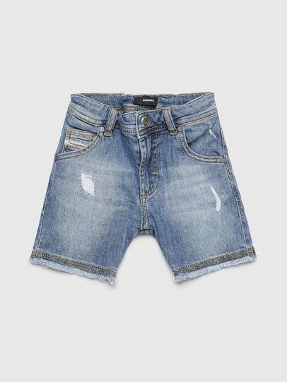 Diesel - PROOLYB-A-N, Light Blue - Shorts - Image 1