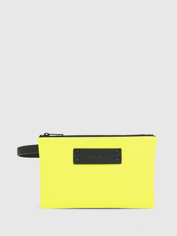 LUSIEVOLUTION, Yellow Fluo - Continental Wallets