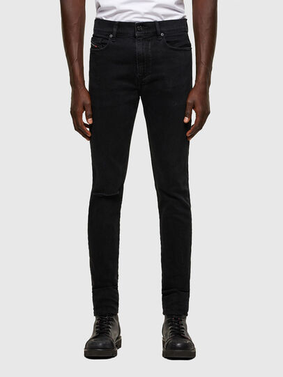 Diesel - D-Amny 084ZN, Black/Dark grey - Jeans - Image 1