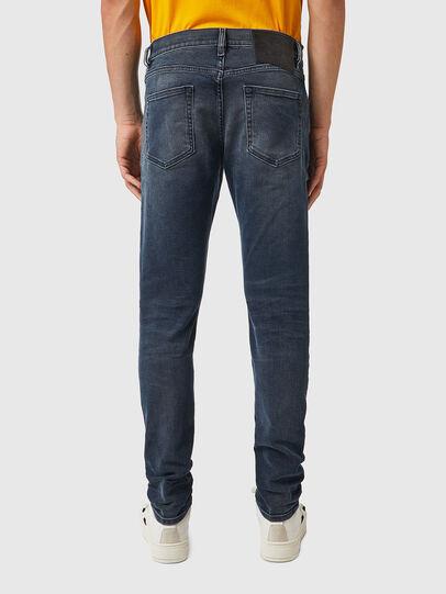 Diesel - D-Strukt 09B25, Dark Blue - Jeans - Image 2