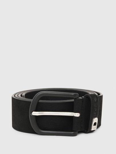 Diesel - B-WASH, Black - Belts - Image 1