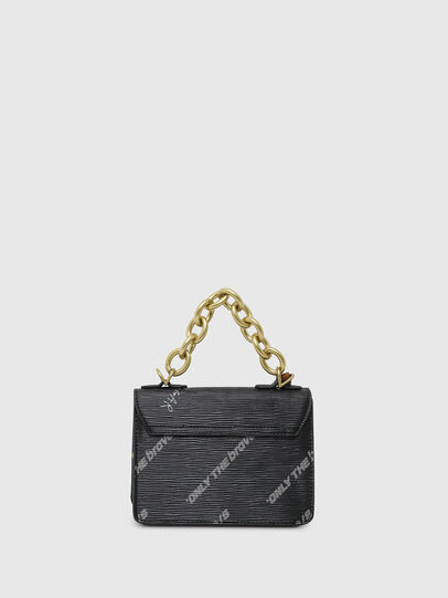 Diesel - ORMELLE MC, Black/Green - Crossbody Bags - Image 2