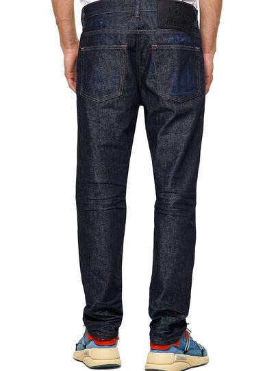Diesel - D-Fining 09A20, Dark Blue - Jeans - Image 2