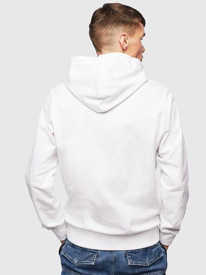 Diesel - S-GIRK-HOOD-S1, White - Sweaters - Image 3