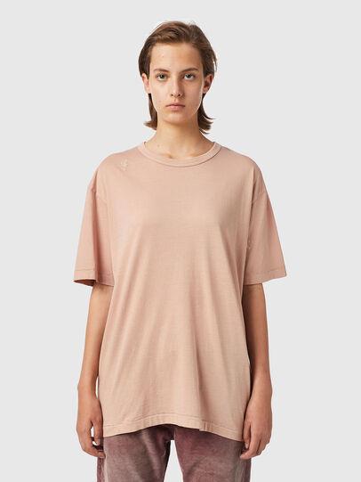 Diesel - T-BOYISH-B2, Face Powder - T-Shirts - Image 1