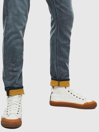 Diesel - Krooley JoggJeans 069LT, Dark Blue - Jeans - Image 4