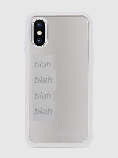 Diesel - BLAH BLAH BLAH IPHONE X CASE,  - Cases - Image 2