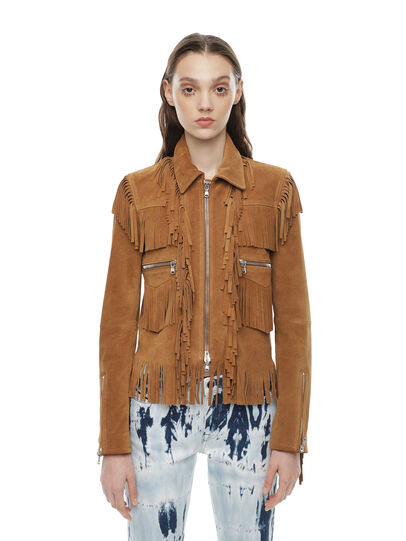 Diesel - LAUL,  - Leather jackets - Image 1