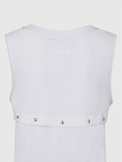 Diesel - T-ABBA, White - Tops - Image 3