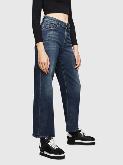 Diesel - Widee 0092H, Dark Blue - Jeans - Image 5