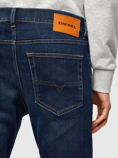 Diesel - D-Luster 009ML, Dark Blue - Jeans - Image 3