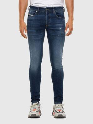 Sleenker 009DK, Dark Blue - Jeans
