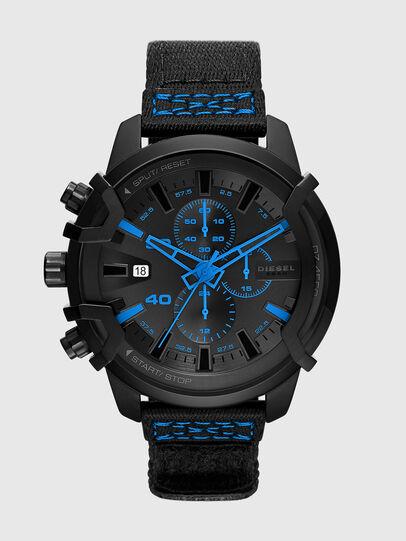 Diesel - DZ4553, Black/Blue - Timeframes - Image 1