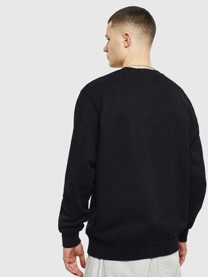 Diesel - S-GIRK-WORK, Black - Sweaters - Image 3