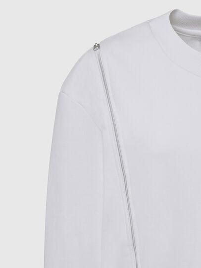 Diesel - F-GEORGIA, White - Sweaters - Image 4