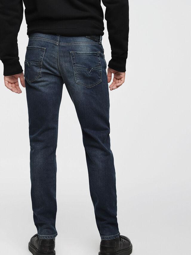 Diesel Larkee-Beex 084BU, Dark Blue - Jeans - Image 2