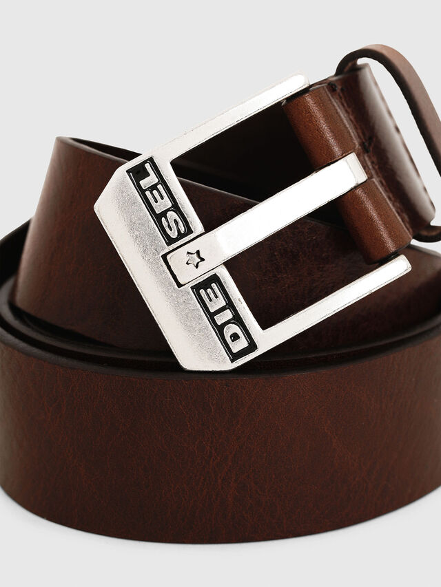 Diesel BLUESTAR, Light Brown - Belts - Image 2