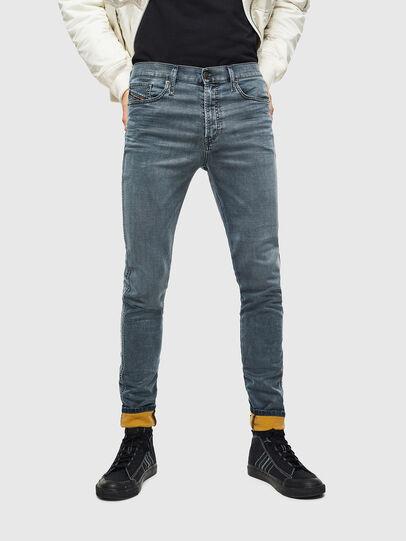 Diesel - D-Reeft JoggJeans 069LT, Dark Blue - Jeans - Image 1