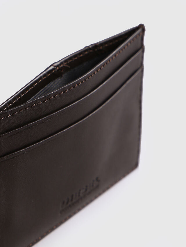 Diesel - JOHNAS I, Dark Brown - Small Wallets - Image 3