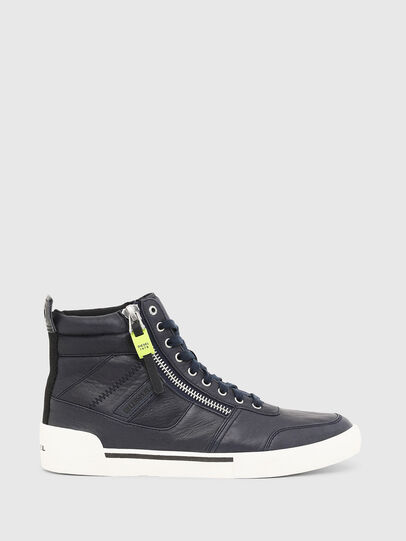Diesel - S-DVELOWS, Dark Blue - Sneakers - Image 1