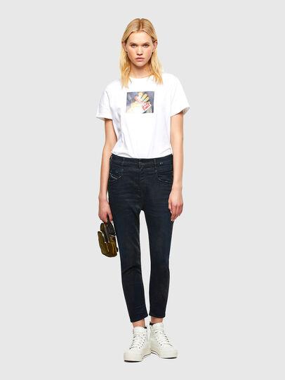 Diesel - FAYZA JoggJeans® 069RW, Dark Blue - Jeans - Image 5
