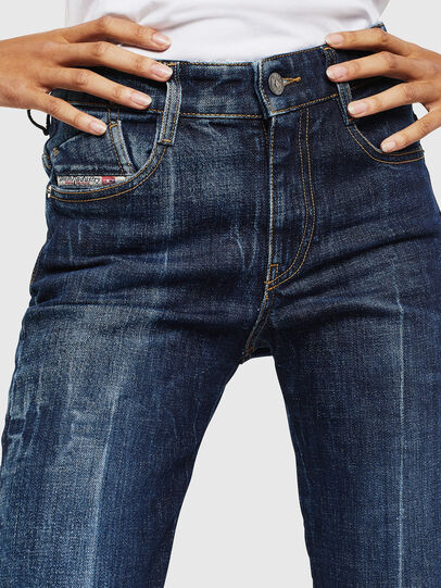 Diesel - D-Rifty 0092X, Medium blue - Jeans - Image 3