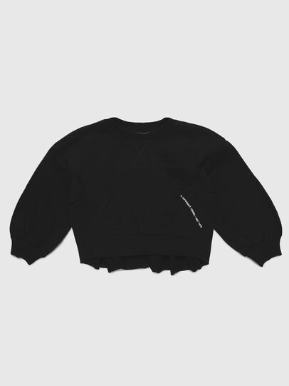Diesel - SMONDY, Black - Sweaters - Image 1