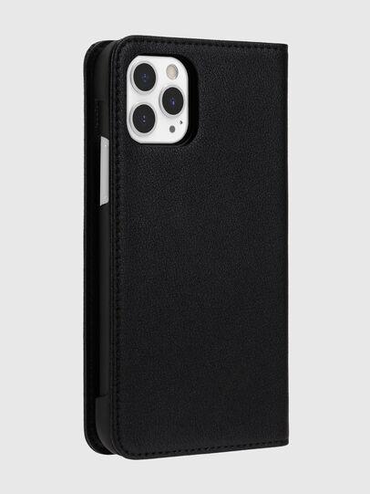 Diesel - DIPH-037-BKLVL, Black - Flip covers - Image 5