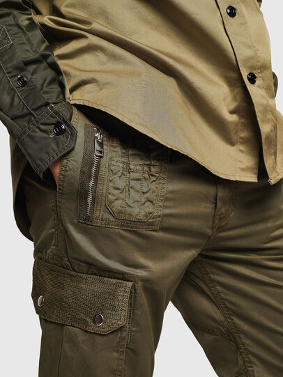 Diesel - P-PHANTOSKY, Military Green - Pants - Image 3