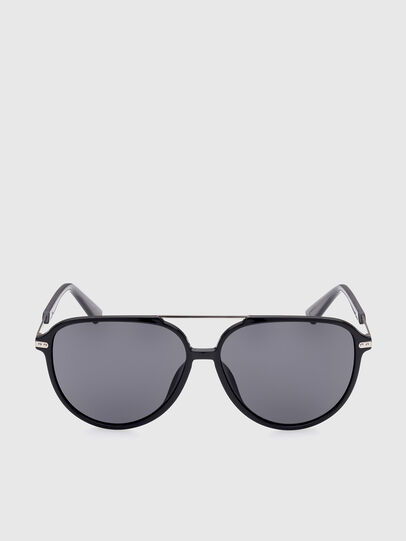 Diesel - DL0352, Black - Sunglasses - Image 1