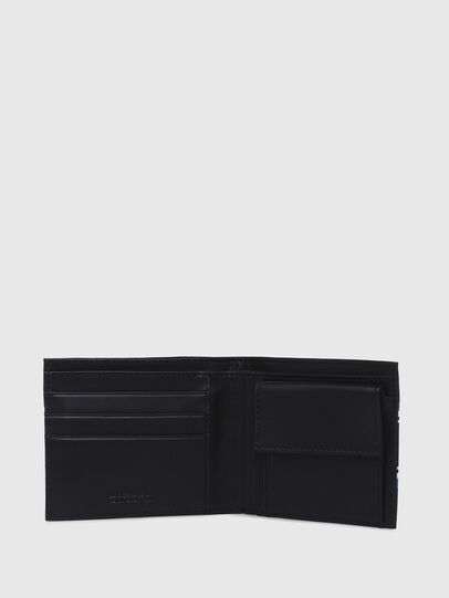 Diesel - HIRESH S, Blue - Small Wallets - Image 3