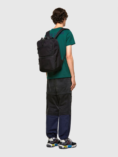 Diesel - GINKGO, Black - Backpacks - Image 7