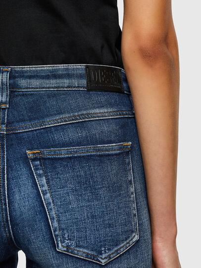 Diesel - Babhila 009LQ, Medium blue - Jeans - Image 4
