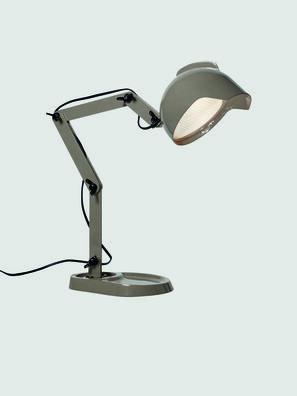 DUII TAVOLO, Green/Grey - Table Lighting