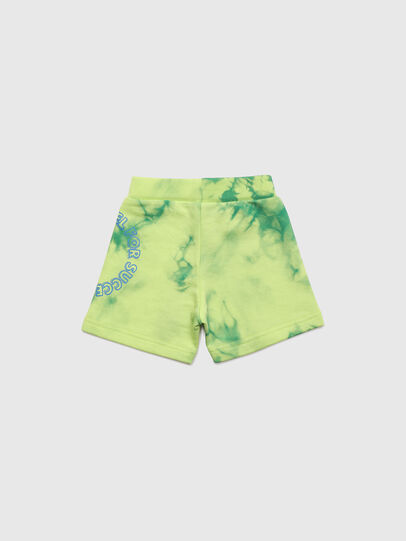 Diesel - PIMMOB, Green - Shorts - Image 2