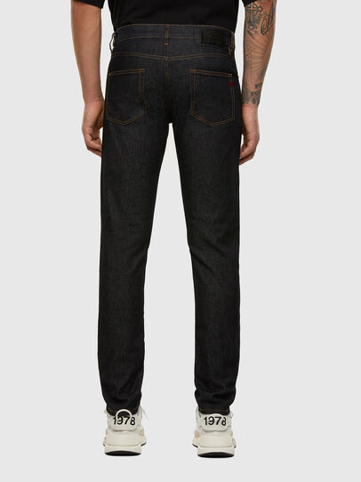 Diesel - D-Strukt 009HF, Dark Blue - Jeans - Image 2