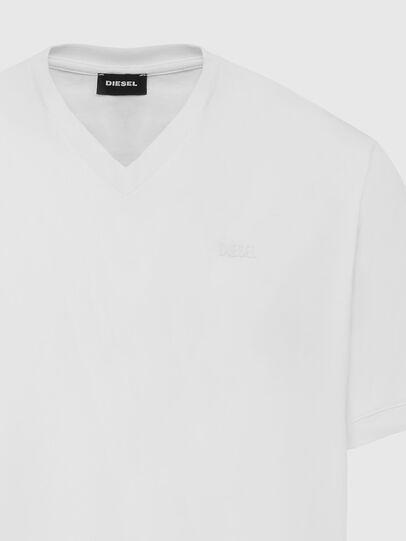 Diesel - T-CHERUBIK-NEW2, White - T-Shirts - Image 3