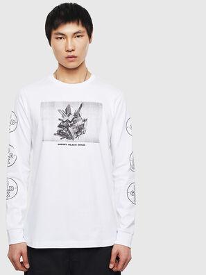 T-GRANITE, White - T-Shirts