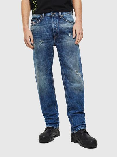 Diesel - D-Macs 0097I, Medium blue - Jeans - Image 1