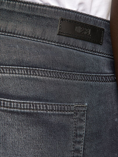 Diesel - D-Ollies JoggJeans® 069QA, Black/Dark grey - Jeans - Image 4