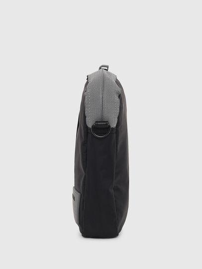 Diesel - ODERZO, Black - Crossbody Bags - Image 3